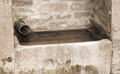 Water Trough lucock