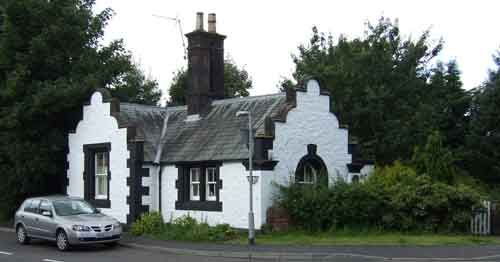 Cottage at Beattock