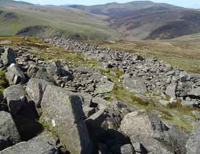 carrock fell fort 1
