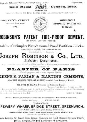 robinson-advert